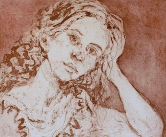 Maureen acid etchings