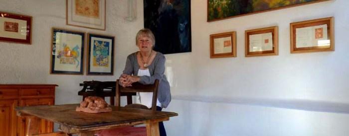 Maureen Booth printroom
